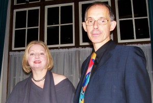 Hilary Mantel & Martin Goodman