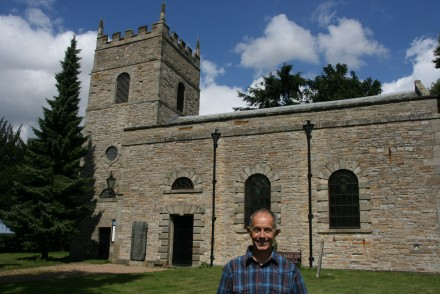 Rempstone parish church